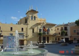 Instalación de V.R.F en Ayuntamiento de Ribarroja